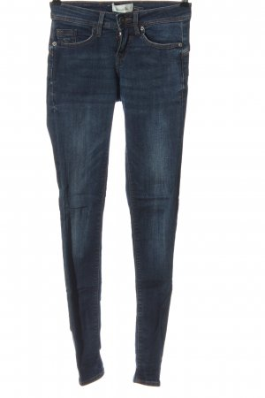 BlendShe Tube Jeans blue casual look