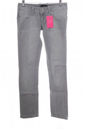 BlendShe Skinny Jeans light grey casual look