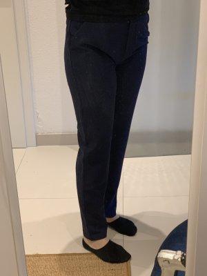 BlendShe Jersey Pants dark blue