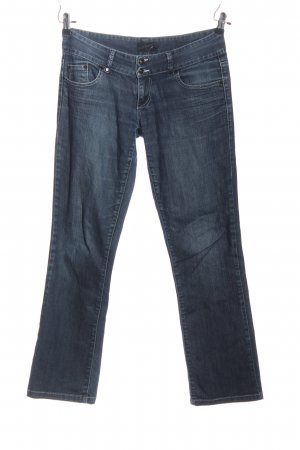 BlendShe Jeans a gamba dritta blu stile casual