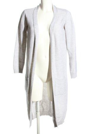 BlendShe Cardigan white casual look