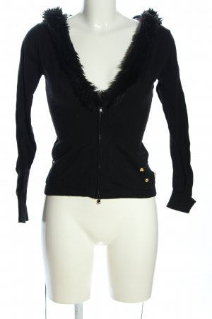 BlendShe Cardigan black casual look
