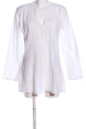 BlendShe Tunic Dress white casual look