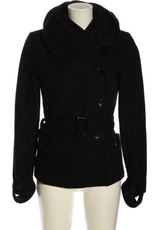 BlendShe Wool Jacket black casual look