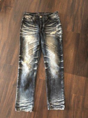Blessed & Cursed Hoge taille jeans veelkleurig