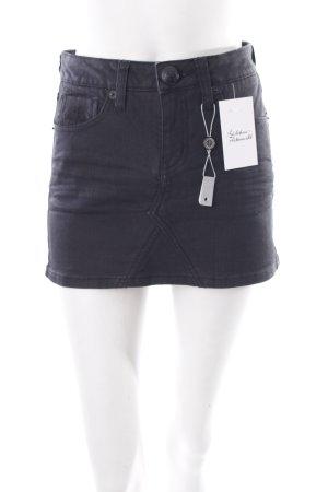 Blessed & Cursed Miniskirt black casual look