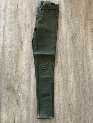 BleuLab Pantalón de color caqui ocre