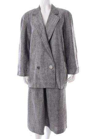 Bleyle Ladies' Suit black-light grey business style