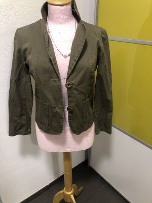Tailcoat green grey