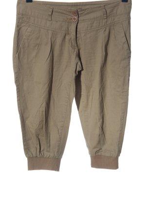 Blind Date Pantalone a 3/4 marrone stile casual
