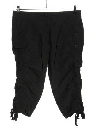 Blind Date Pantalone a 3/4 nero stile casual