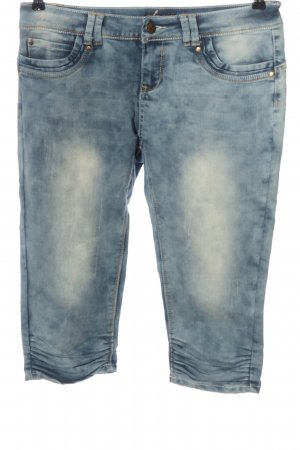 Blind Date 3/4 Length Jeans blue casual look