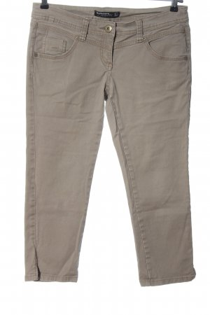 Blind Date Jeans a 7/8 bianco sporco stile casual