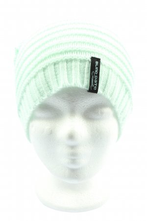 Blind Date Beanie green casual look