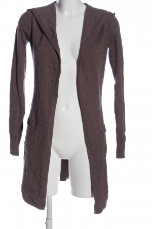 Blind Date Cardigan lila Casual-Look