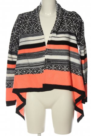 Blind Date Cardigan striped pattern casual look