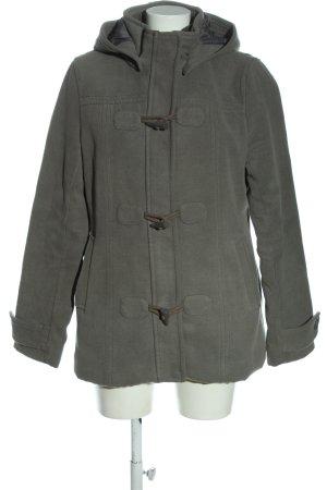 Blind Date Manteau polaire gris clair style décontracté