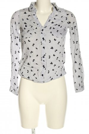 Blind Date Shirt Blouse themed print business style