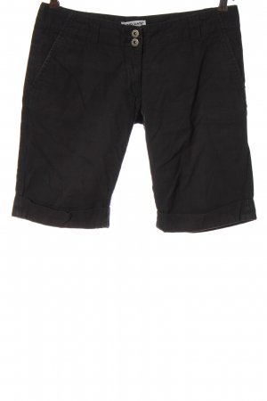 Blind Date Hot pants nero-grigio chiaro motivo a quadri stile casual
