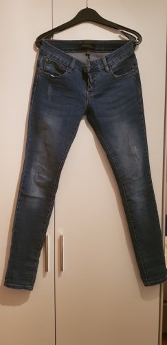 Blind Date Stretch jeans blauw