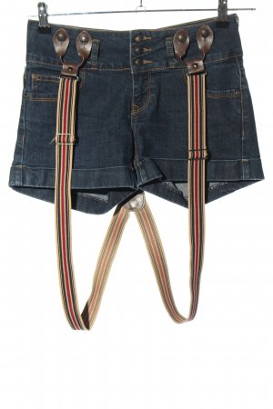Blind Date Denim Shorts multicolored casual look