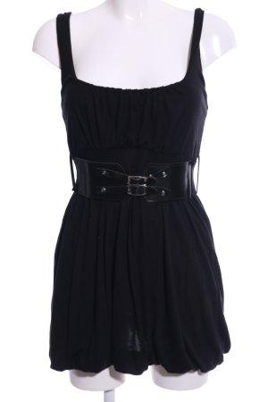 Blind Date Jerseykleid schwarz Casual-Look