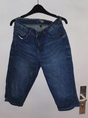 Blind Date Jeans elasticizzati blu scuro