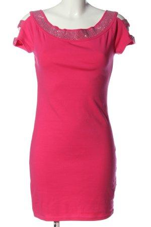 Blind Date Minikleid pink Casual-Look