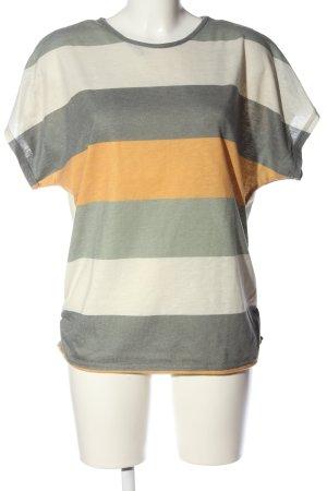 Blind Date Gestreept shirt gestreept patroon casual uitstraling