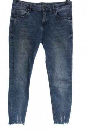Blind Date Tube Jeans blue casual look
