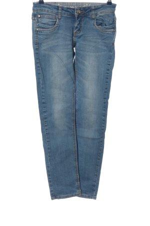 Blind Date Jeans cigarette bleu style décontracté