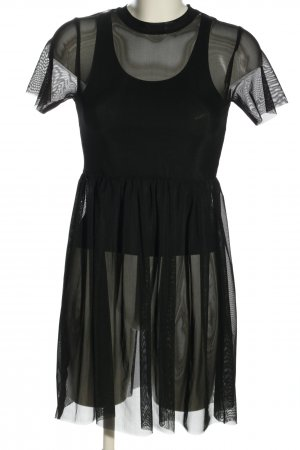Blind Date Shirtkleid schwarz Elegant