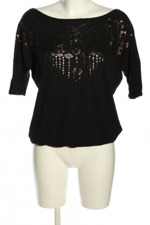 Blind Date Shirt Tunic black-bronze-colored casual look