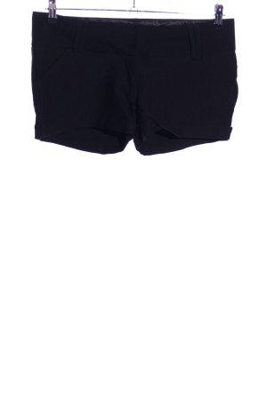 Blind Date Shorts nero stile casual
