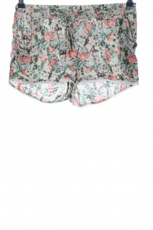 Blind Date Shorts Allover-Druck Casual-Look