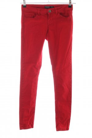 Blind Date Skinny Jeans rot Casual-Look