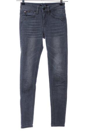 Blind Date Skinny Jeans hellgrau Casual-Look