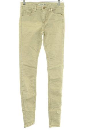 Blind Date Skinny Jeans sandbraun Casual-Look