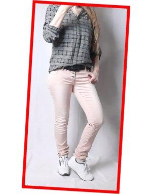 Blind Date Pantalone a sigaretta rosa antico-rosa