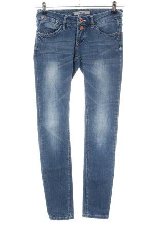 Blind Date Slim Jeans blau Casual-Look