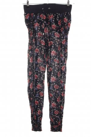 Blind Date Stoffhose Blumenmuster Casual-Look