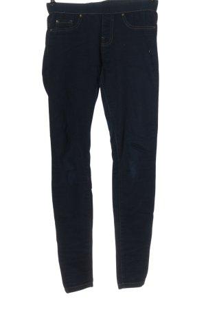 Blind Date Jeans elasticizzati blu stile casual