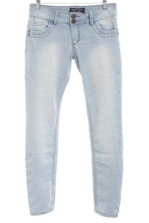 Blind Date Stretch Jeans blau Casual-Look