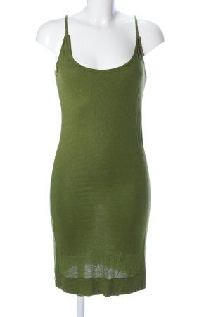 Blind Date Stretchkleid grün Casual-Look