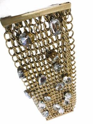 Bling Damen Ketten Armband mit Crystal Stones