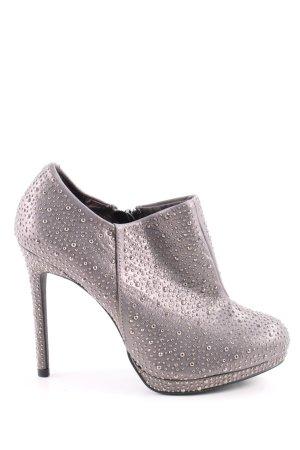 Blink Laarsjes lila-zilver elegant