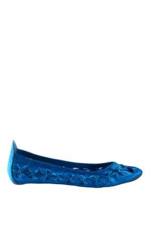 Blink Opbouwbare ballerina's blauw elegant