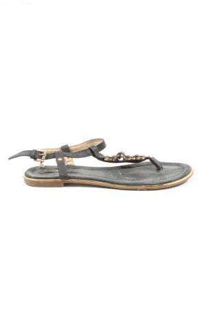 Blink Flip-Flop Sandals black casual look