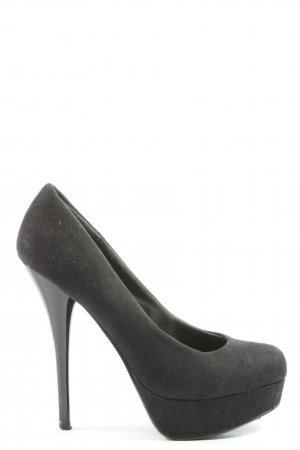 Blink High Heels schwarz Casual-Look