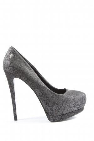 Blink High Heels meliert Casual-Look